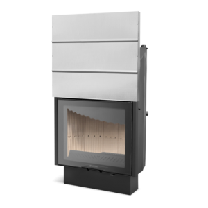 Kamin na drva za centralno ogrevanje AQUA PL 210 ECO G