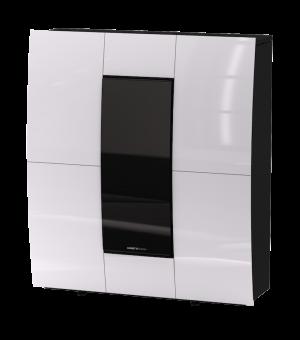 Termo kaminska peč Turbo Compact Glass AQUA 18